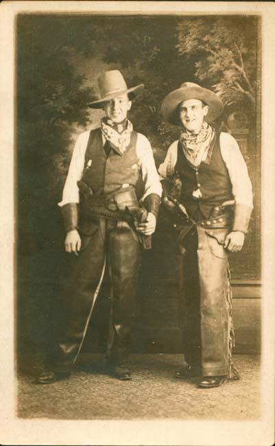 Des hommes pour ces dames Cowboys-722458